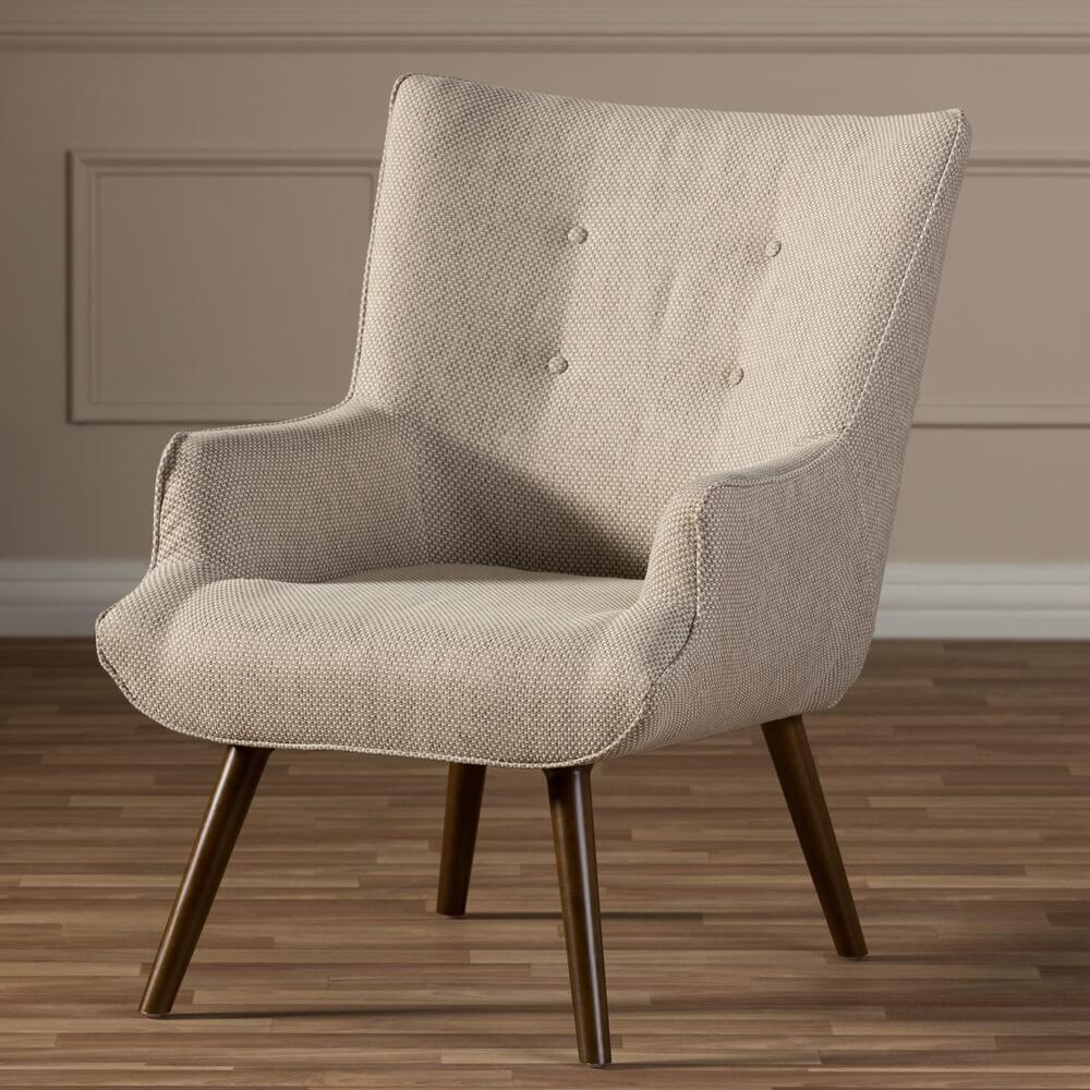 habitat armchair beige 6