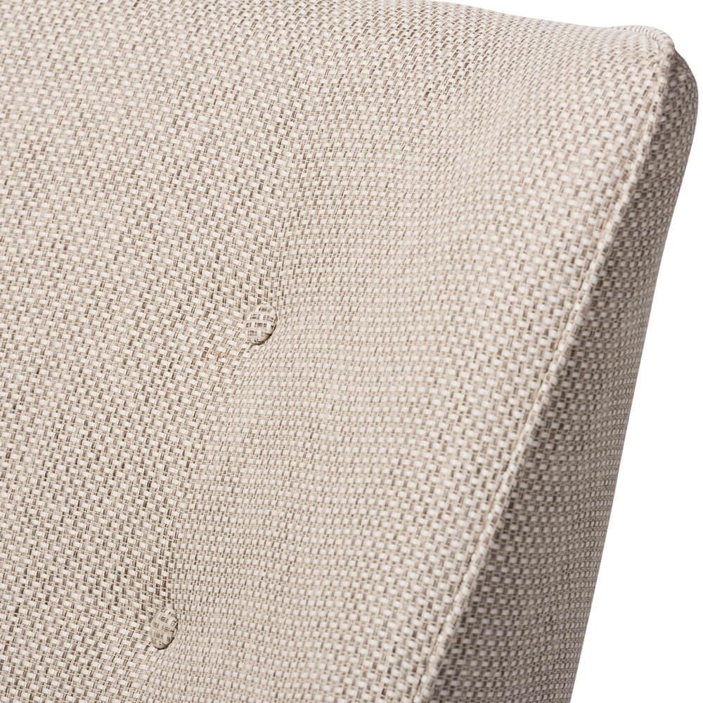 habitat armchair beige 8