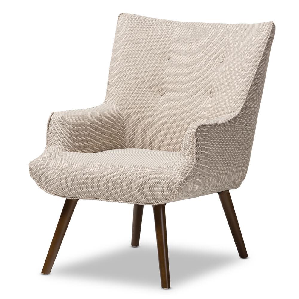 habitat armchair beige