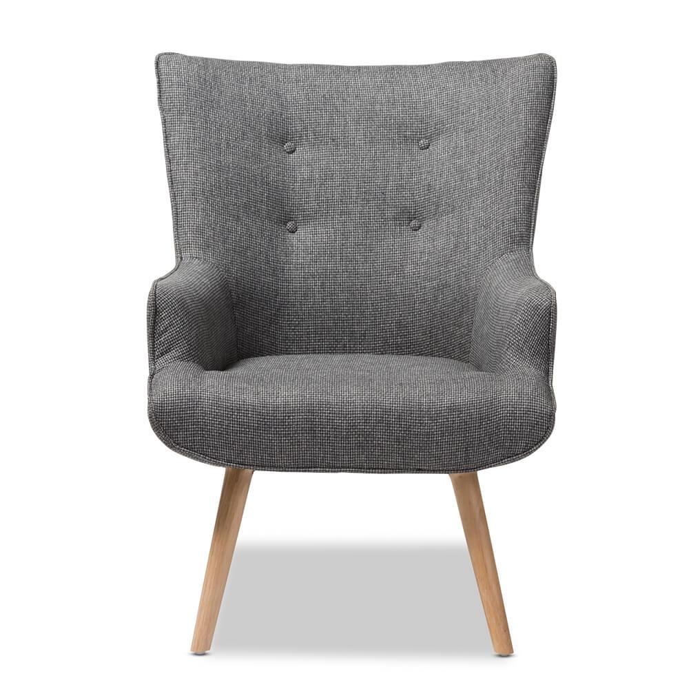 habitat armchair grey 2