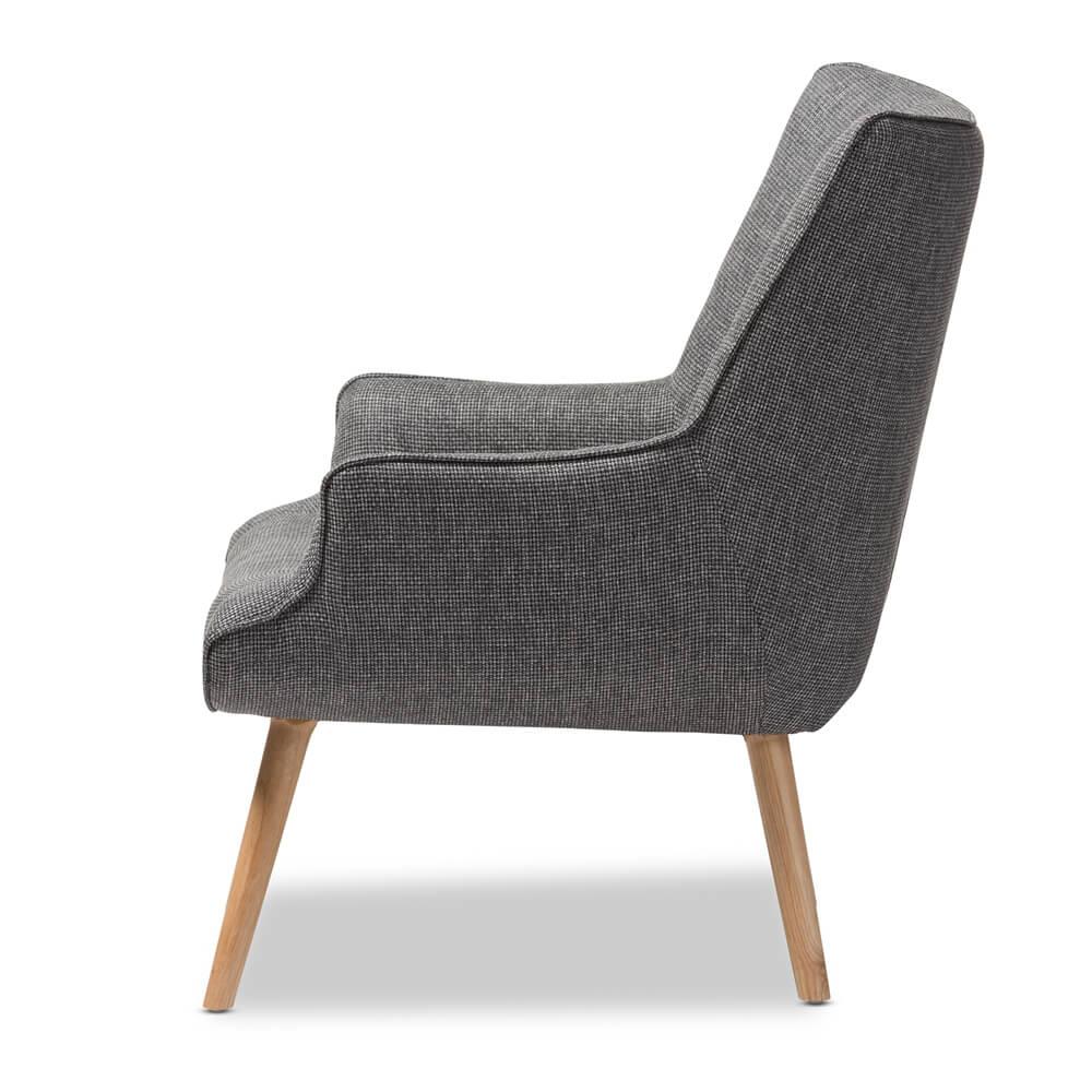 habitat armchair grey 3
