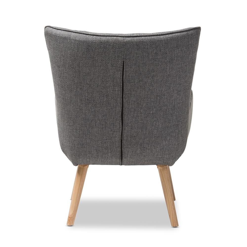 habitat armchair grey 4