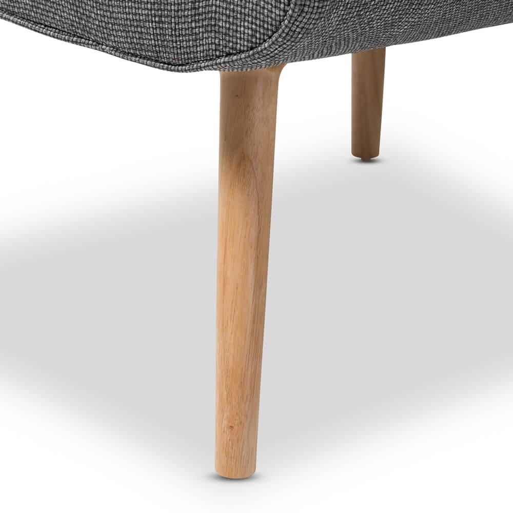 habitat armchair grey 6