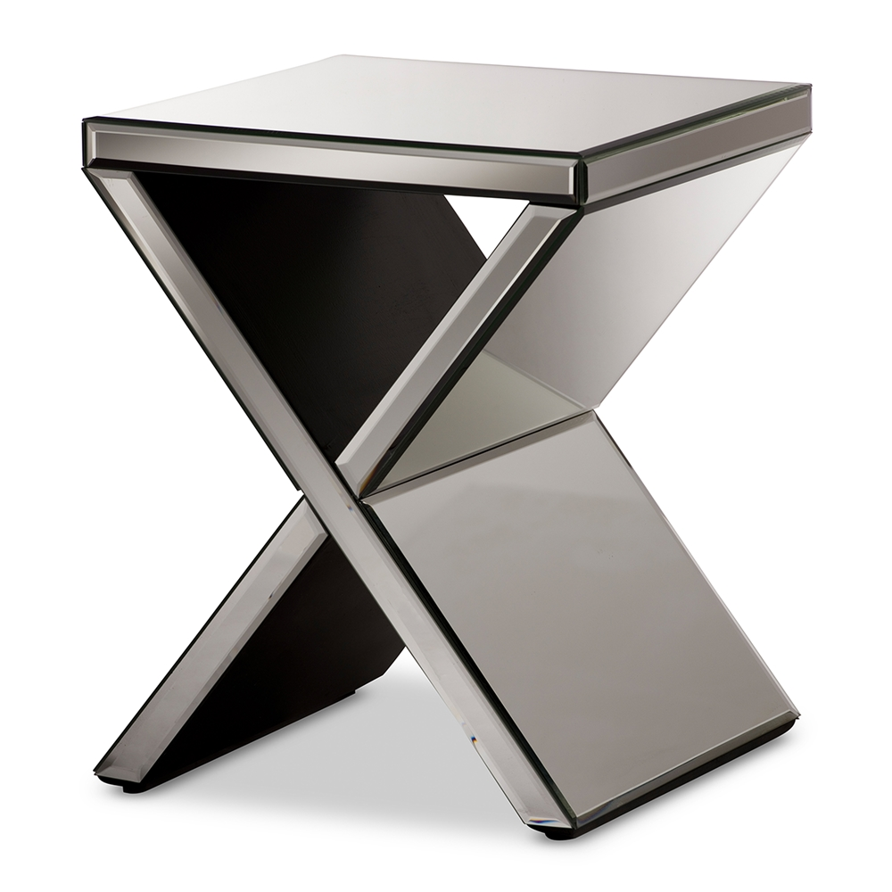 mirror x side table 2