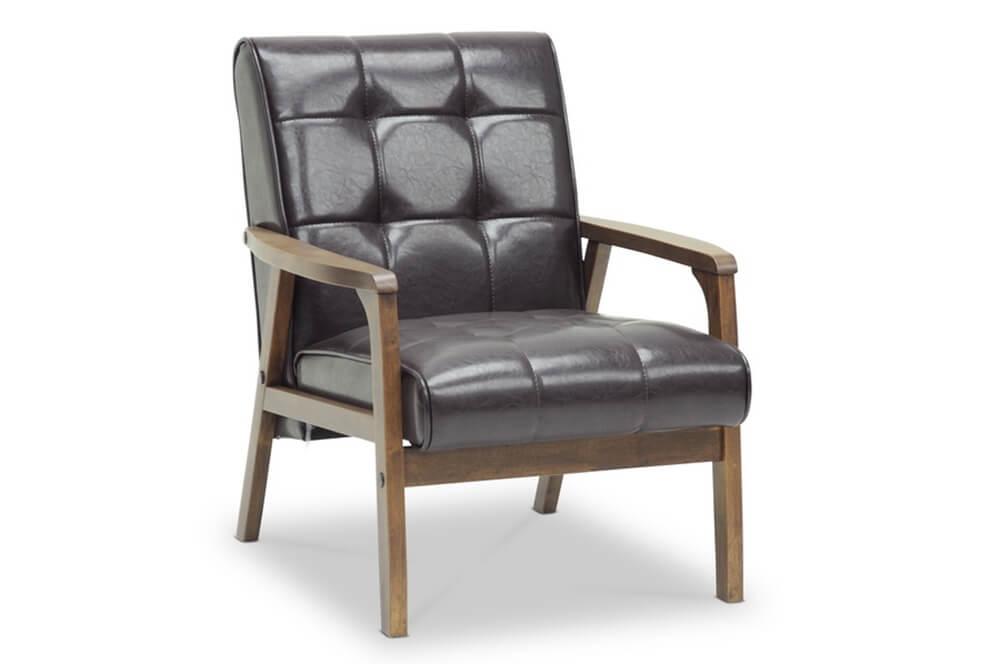 black teleporter armchair 5