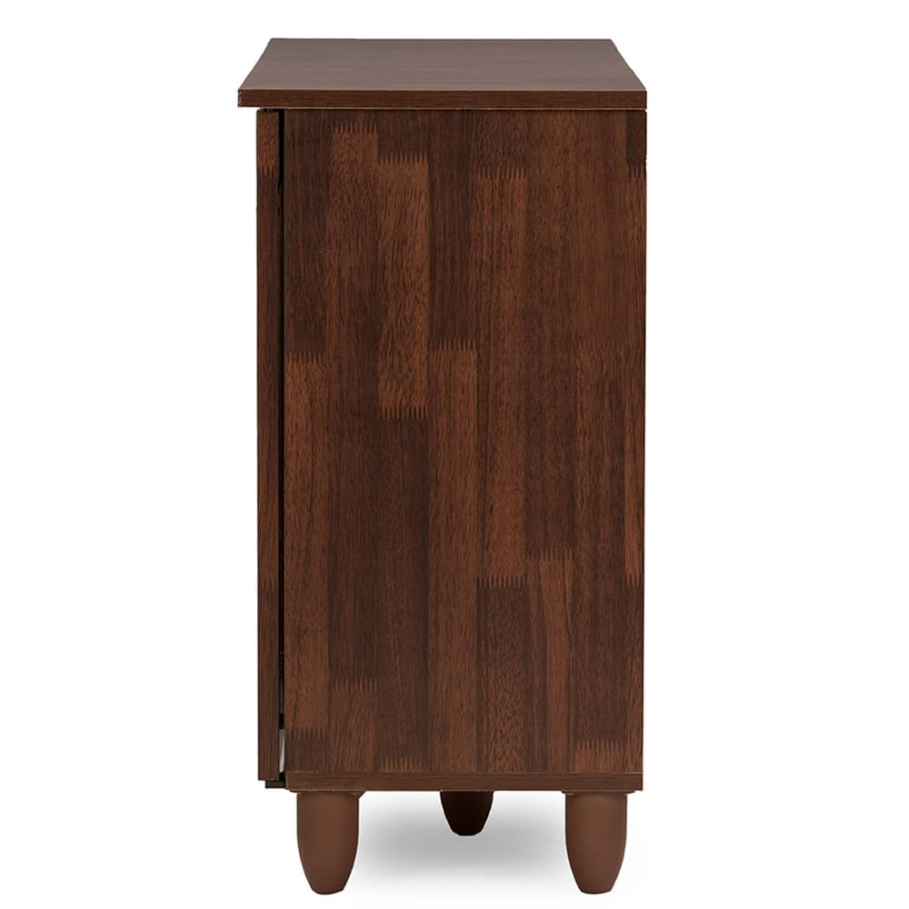 Hester Brown Oak Wood Cabinet 5