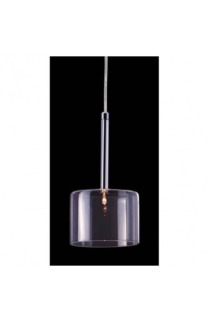 Clear Glass Modern Pendant Light 2