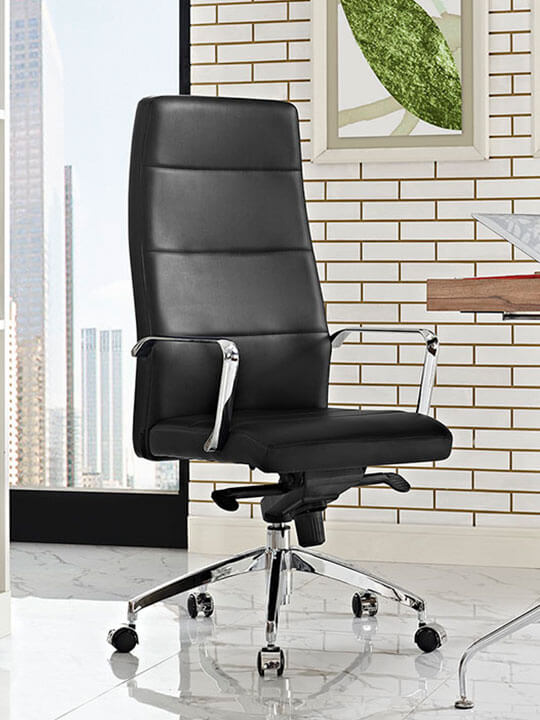 large modern office chair