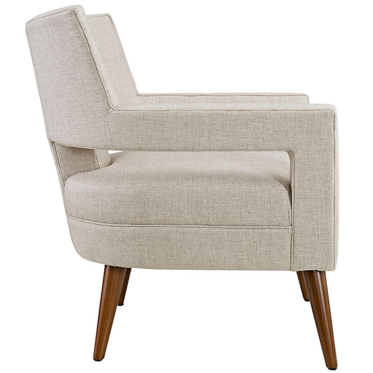 Regent Armchair Taupe 2