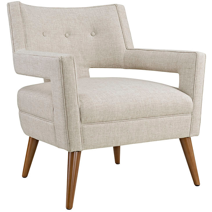Regent Armchair Taupe
