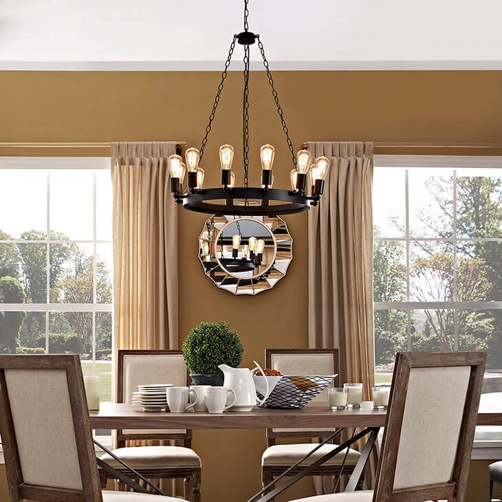 edison bulb chandelier small 3