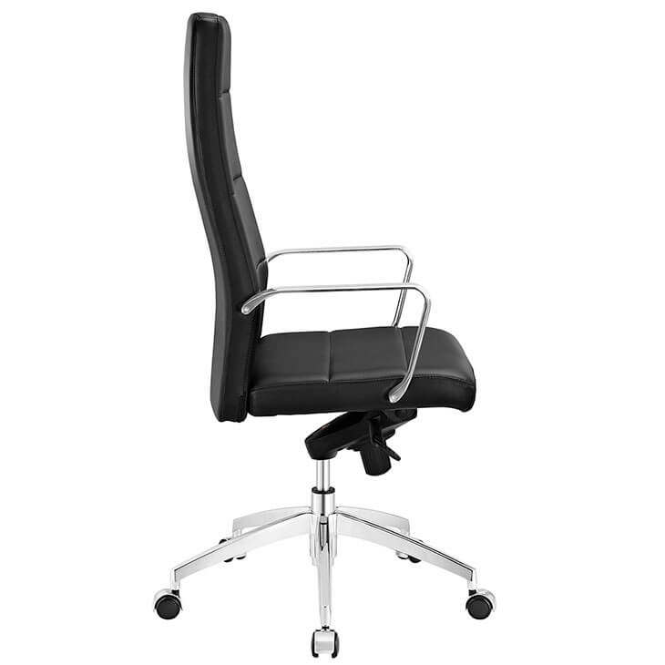 instant equity office chair black 2