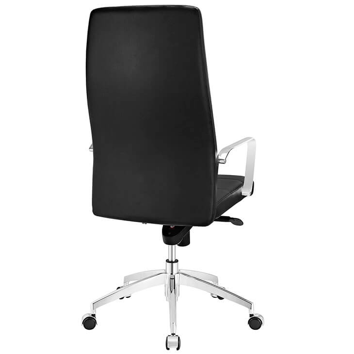 instant equity office chair black 3