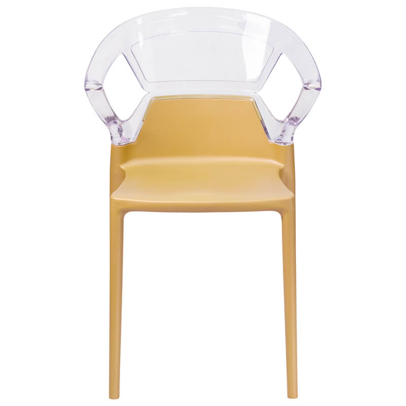 lemon clear yellow chair 2