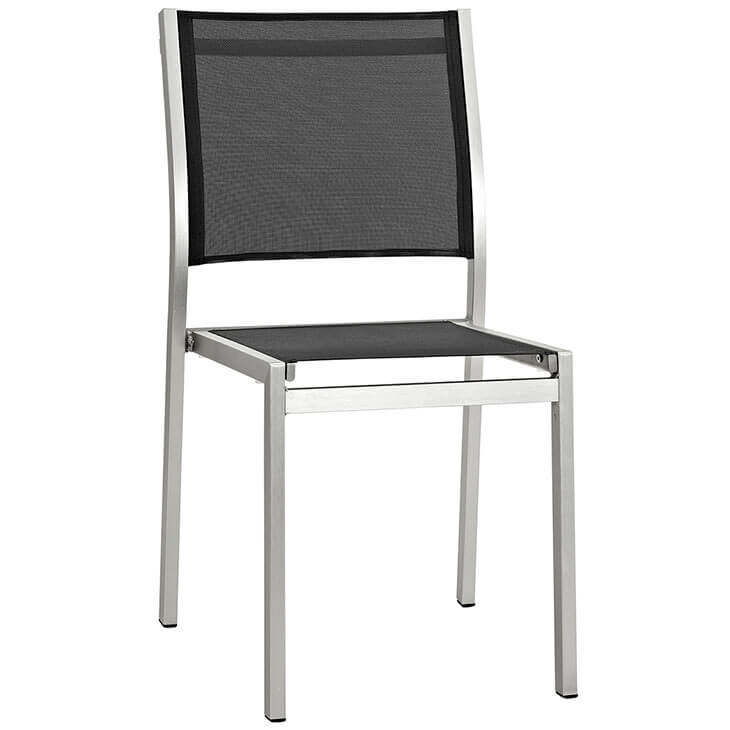 modern outdoor aluminum chair 1