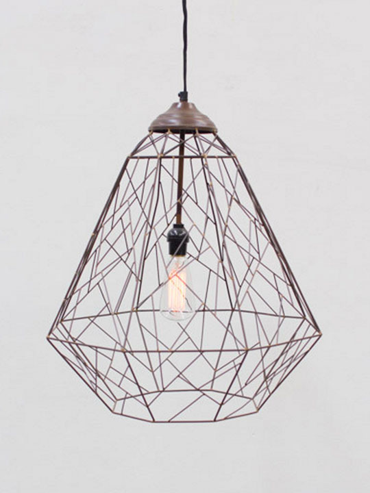 wire pendant lighting