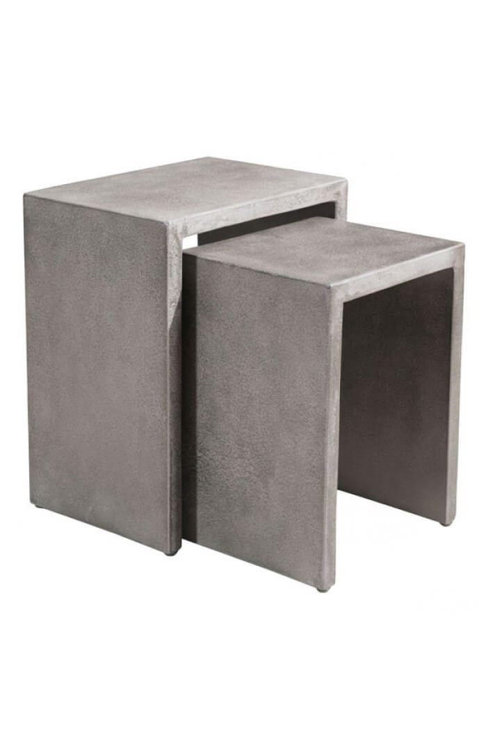 Concrete Nesting Tables 1