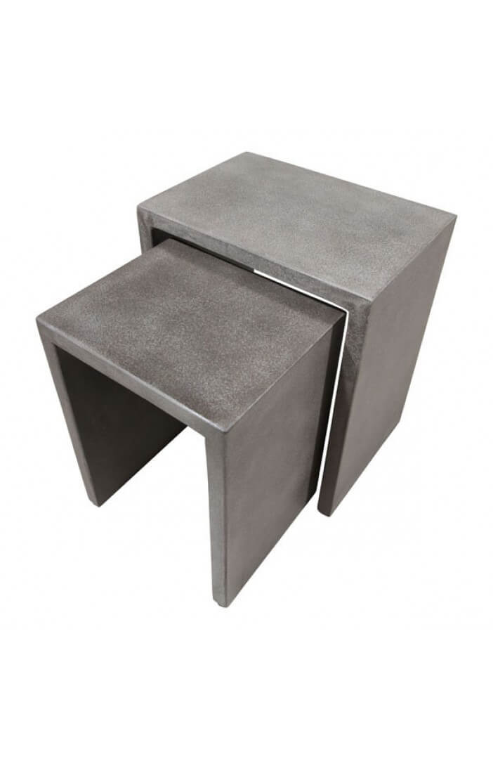 Concrete Nesting Tables 7