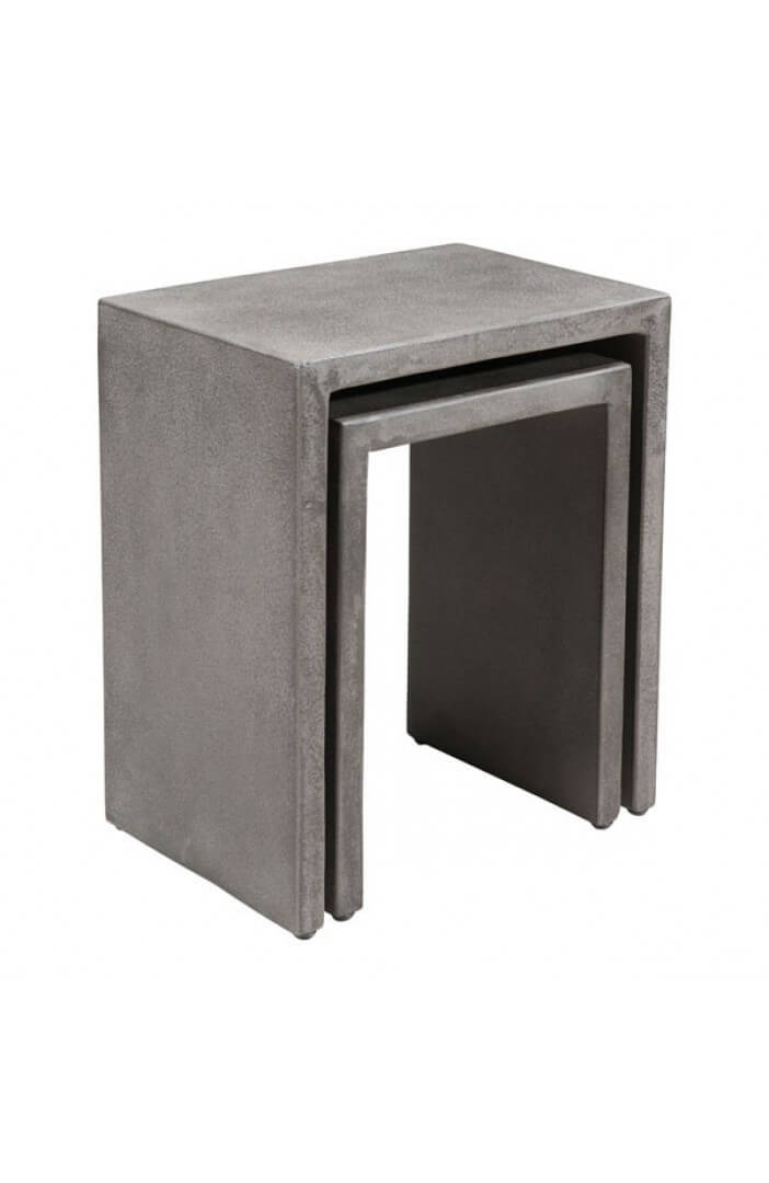 Concrete Nesting Tables 8