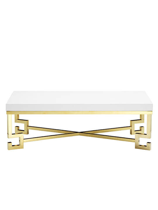 Golden Age Coffee Table