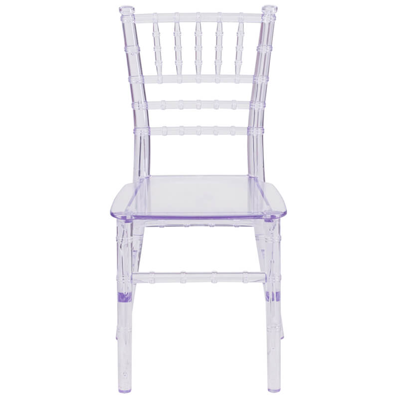 Kids clear chair 1