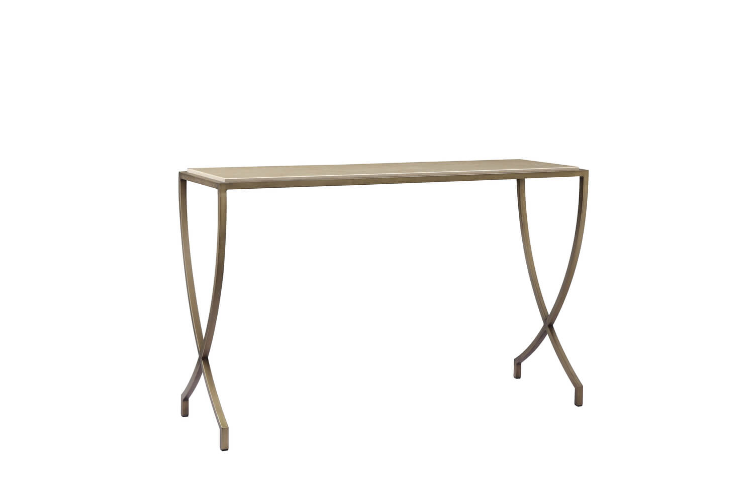 caspian marble console table 2