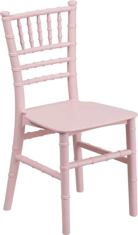 kids pink chair 2
