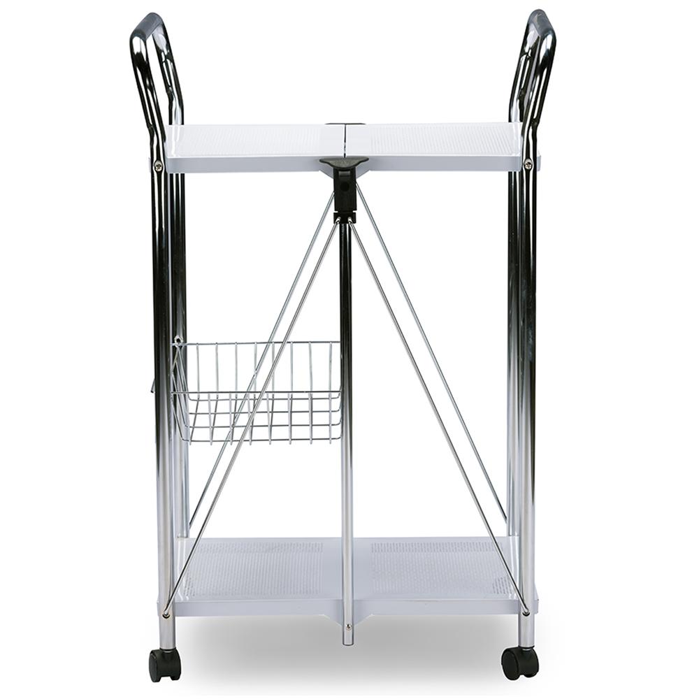 tray cart folding