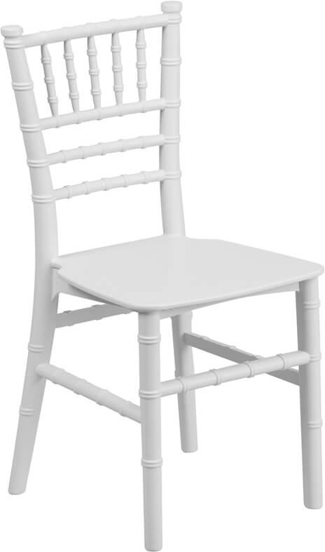 white children chair