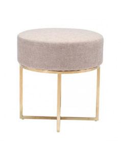 gold stool