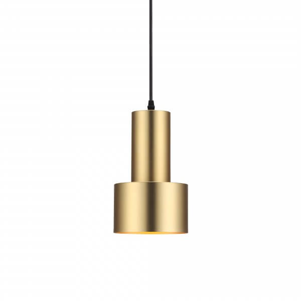 gold scope pendant light 2