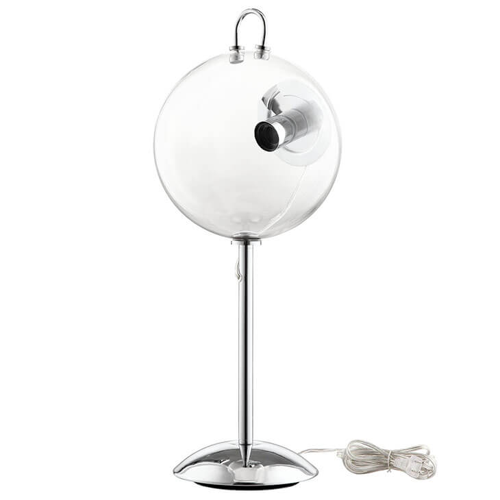 table lamp glass ball