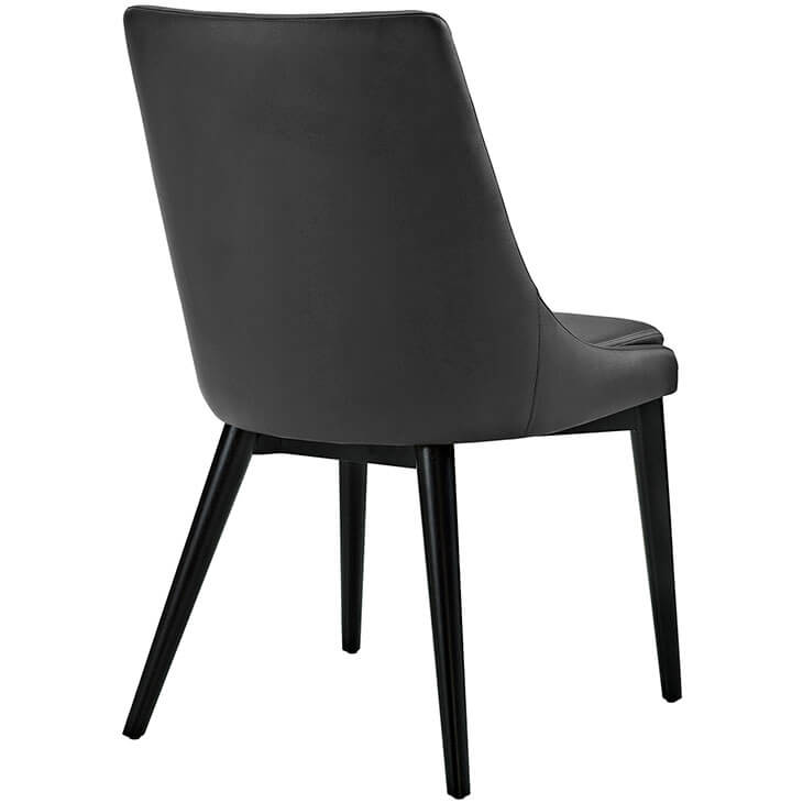 alps black leather chair 3