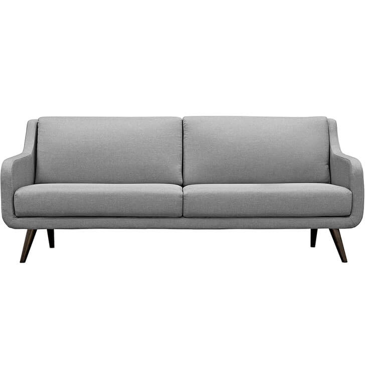 archive light gray sofa