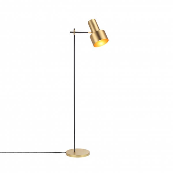 brass floor lamp modern