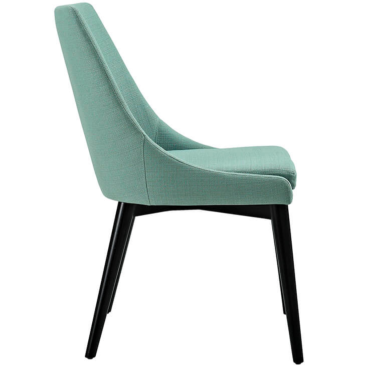 mint green alps fabric chair 2