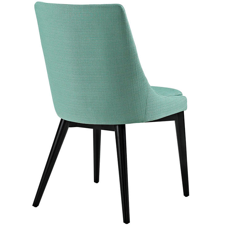 mint green alps fabric chair 3