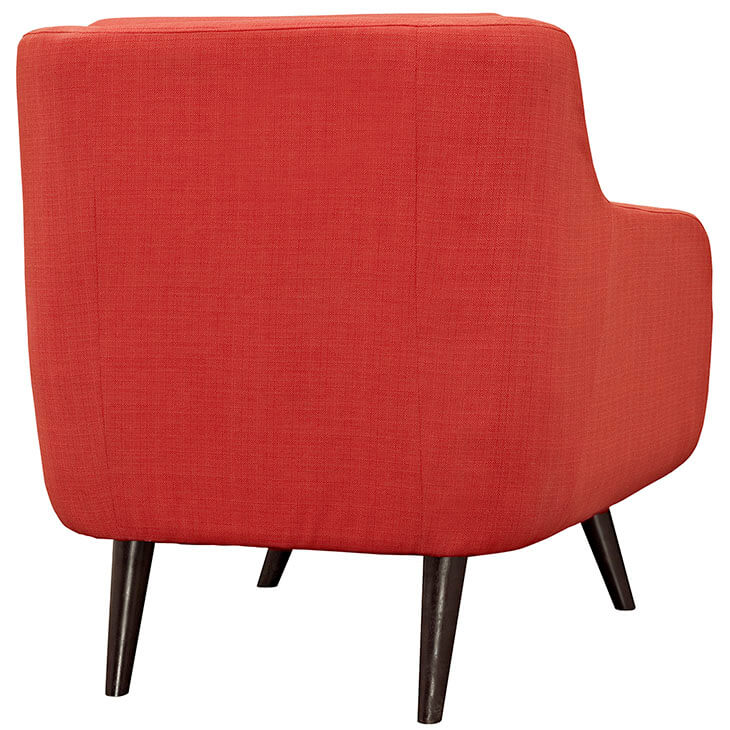 red archive armchair 3