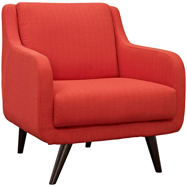 red archive armchair 4