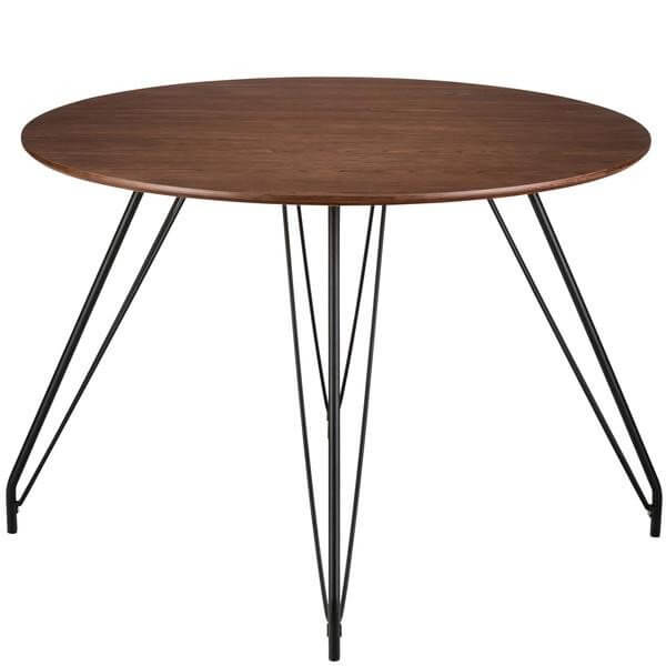 Pin Leg Large Dining Table 2