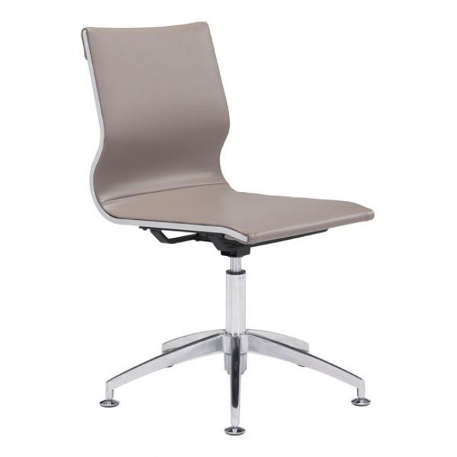 image conference chair taupe 1