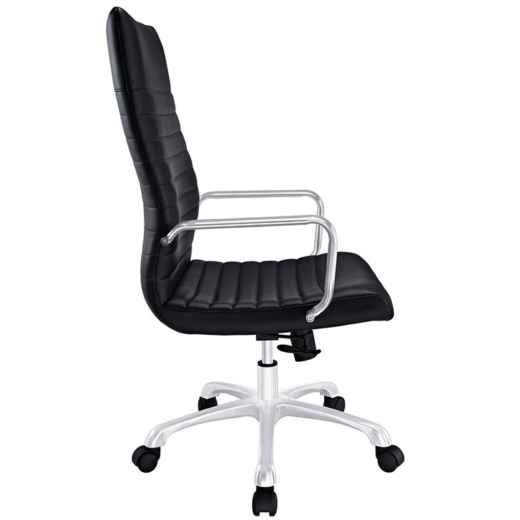 inspire high back office chair black 2