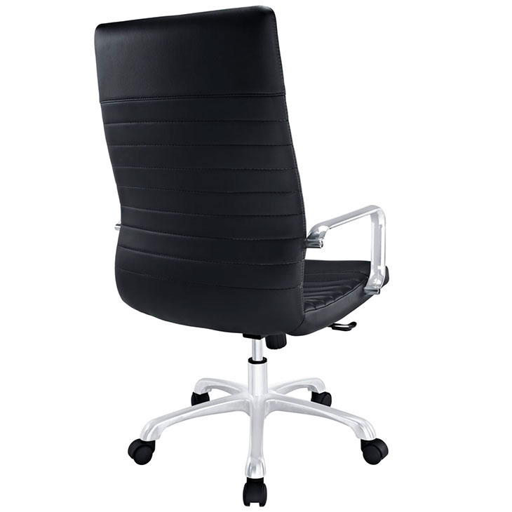 inspire high back office chair black 3