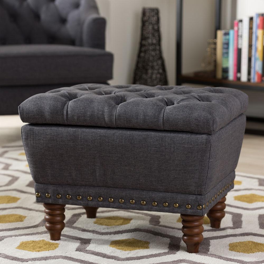 kailynn ottoman dark gray 7