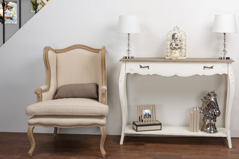 scallop console table 5