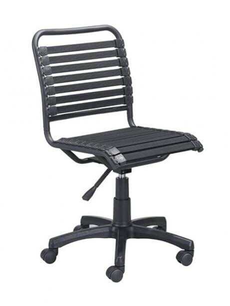 band office chair black