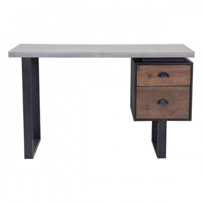 graystone wood desk 1