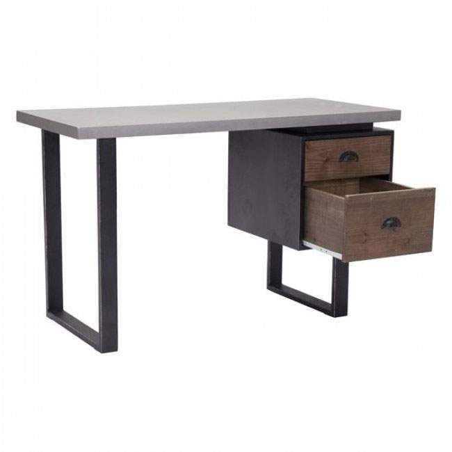 graystone wood desk 3