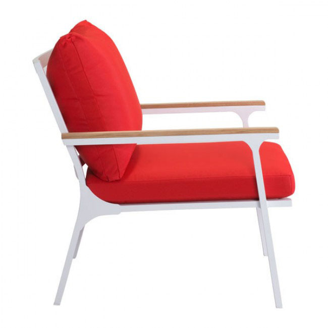 hills outdoor chair red 2