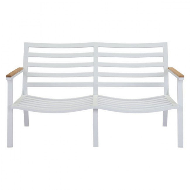 hills outdoor sofa white 3
